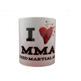 Mug I love MMA