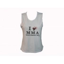 Débardeur I love MMA