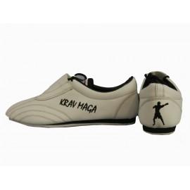 Chaussures blanches Krav Maga