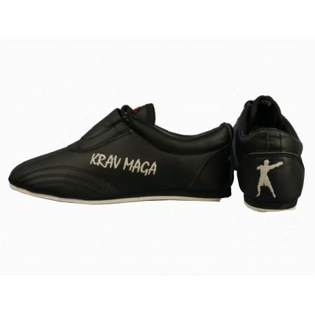 Chaussures noires Krav Maga