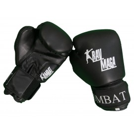 Krav Maga gloves closed