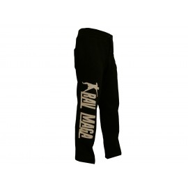 Pantalon de jogging Krav Maga noir