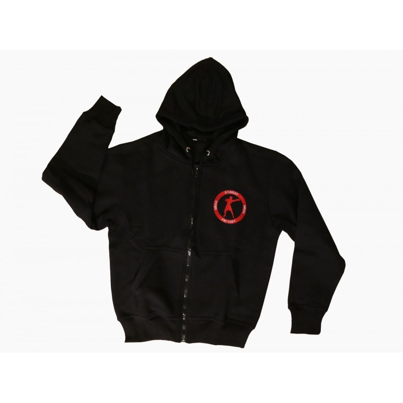 4f99c8a9ecd0 Veste Sweat shirt MMA - Kombat Factory
