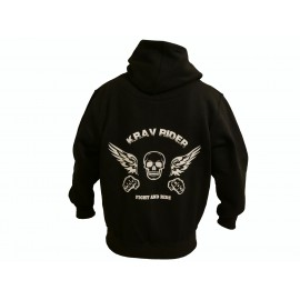 Veste sweat shirt Krav Rider