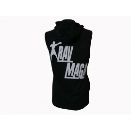 Sweat shirt Krav Maga sans manches