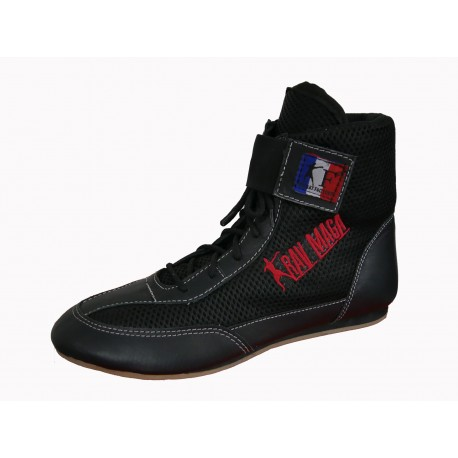 Chaussures Krav Maga montantes