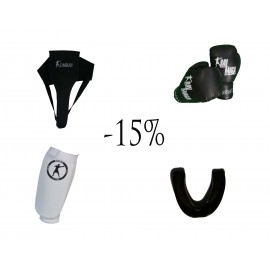 Pack protection femme