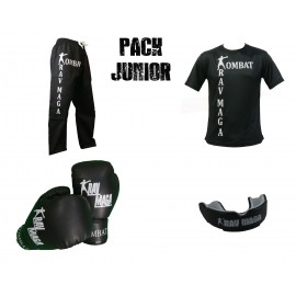 Pack complet equipements junior