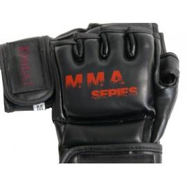 Gants ouverts MMA noir