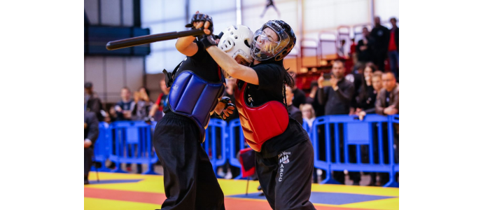 Championnat de france technique Krav Maga 2019